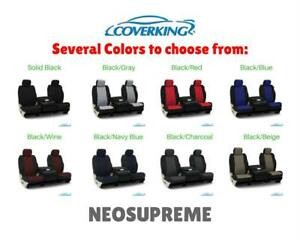 Coverking Neosupreme Custom Fit Seat Covers For Honda Accord