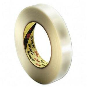 3m Scotch High performance Synthetic Rubber Adhesive Filament Tapes 1 Roll