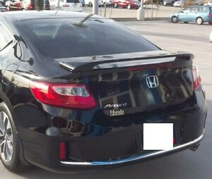 Fits Honda Accord 2dr Coupe 2013 2017 Bolt On Rear Trunk Spoiler Painted P
