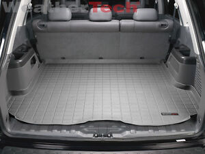 Weathertech Cargo Liner Trunk Mat For Acura Mdx honda Pilot Grey