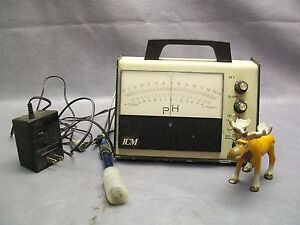 Icm 41100 Analog Bench Ph Meter