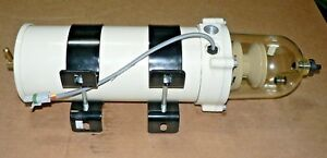 M978a4 Parker Hannifin Racor 1000 Series Fuel Water Separator 24v 1000fhotc08