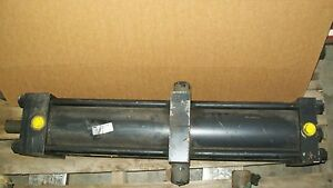 Parker 5 Bore 23 1 2 Stroke Hydraulic Cylinder 2500psi Great For Logsplitting