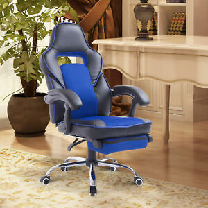 New Gaming Chair High back Office Chair Racing Style Recliner