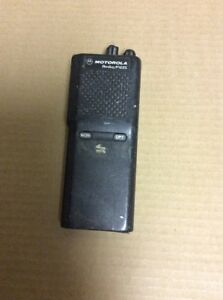 Motorola Radius P1225 P94zrc90a2aa Uhf 2channel As Is For Parts Or Not Working