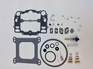Edelbrock Avs Thunder 1800 Series Carburetor Kit 500 600 750 800 Cfm Steel Pump