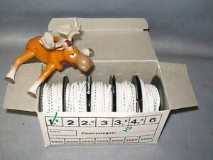Numerical Wire Markers Size 1 5 The 2 Box Of 5 Reels