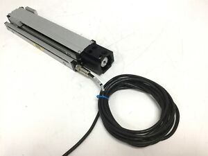 Parker 402t03xesd9 Screw Driven Table Linear Actuator 175mm Travel W Sensor Bar