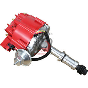 Brand New Dragon Fire Hei Distributor For 1977 1987 Buick Even Fire V6 231 3 8l