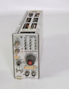 Tektronix Oscilliscope Dual Trace Amplifier Module Model 7a26