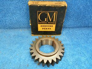 1948 67 Chevy Truck Muncie 4 Speed Transmission 2nd Speed Counter Gear Nos 1016