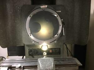 14 Jones Lamson Fc14 Floor Model Top Optical Comparator As Is Clearance
