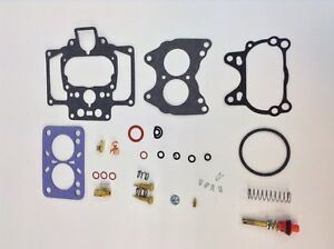 Carter Wcd 2bbl Carburetor Kit 1954 1956 Willys Jeep 226 Engines 2052s 2204s