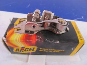 Accel 110127 Heavy Duty Performance Ignition Points Set 23 Oz Spring Tension