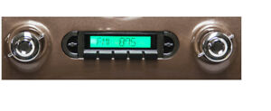 1955 56 57 58 59 Chevy Chevrolet Truck Usa 230 Radio New Am fm Mp3 Aux