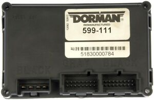 Transfer Case Control Module Dorman 599 111 Reman