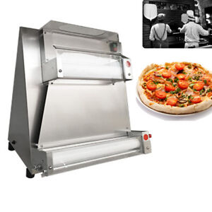 Portable Automatic Pizza Dough Roller Sheeter Machine Pizza Making Machine