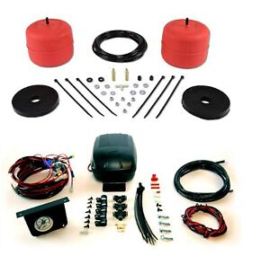 Air Lift Control Air Spring Single Path Leveling Kit For Wrangler Tj Commander