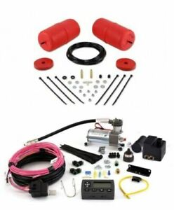 Air Lift Rear Control Air Spring Wireless Air Compressor Kit For Ford Windstar