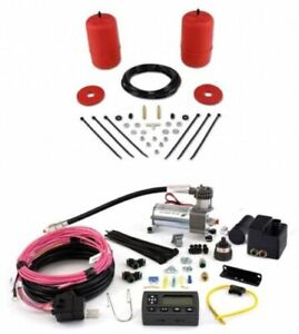 Air Lift Control Air Spring Wireless Hd Air Compressor Kit For Toyota Sienna