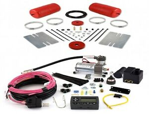 Air Lift Control Air Spring Wireless Hd Air Compressor Kit For Tahoe Escalade