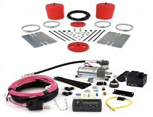 Air Lift Control Air Spring Wireless Air Compressor Kit For Skylark Chevelle