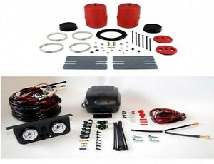 Air Lift Control Air Spring Dual Air Path Leveling Kit For Montero Sport Base