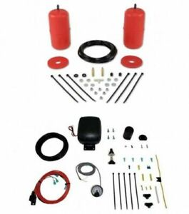 Air Lift Control Air Spring Single Path Air Compressor Kit For Toyota Previa