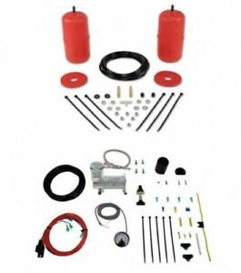 Air Lift Control Air Spring Single Path Hd Compressor Kit For Toyota Previa