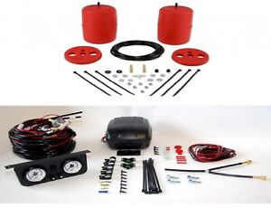 Air Lift Load Controller Air Spring Dual Path Leveling Kit For Toyota Sienna