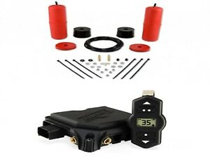 Air Lift Universal Rear Load Controller Air Spring Single Air Compressor Kit
