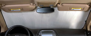 2007 2011 Chevrolet Silverado 1500 Ls Custom Fit Sun Shade