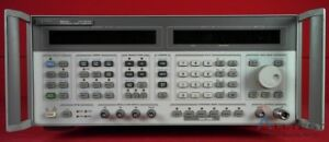 Hp Agilent Keysight 8644a 001 002 004 Synthesized Signal Generator