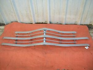 Nos Mopar 1949 Plymouth Deluxe Special P17 P18 Stainless Radiator Grille 1242636