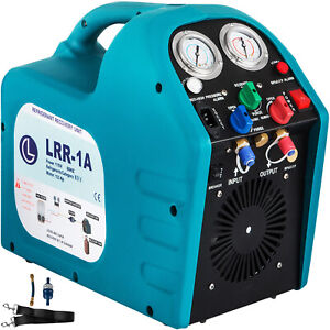 Promax Cube Rg6 Refrigerant Recovery Machine Charging Unit New