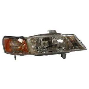 Right Head Lamp Unit Without Bulb Fits 99 2000 2001 2002 2003 2004 Honda Odyssey
