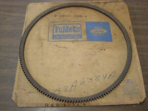 Nos Oem Ford 1958 1964 Fairlane Thunderbird Galaxie Flywheel Ring Gear 1959 1960