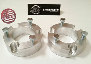 streetrays 3 Front Leveling Spacer Lift Kit 99 06 Toyota Tundra 4wd
