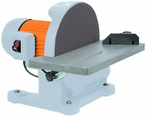 Central Machinery 43468 - 12 in. 1-14 HP 5.7 Amp Disc Sander_