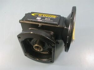 Winsmith E17msfs41160c1 15 1 1 Bore Pag 460 Right Angle Gearbox New