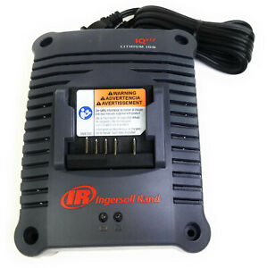 Ingersoll Rand Bc1110 12 volt Battery Charger
