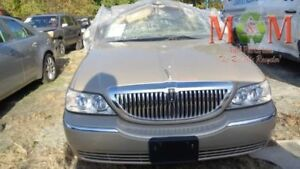 Front Clip Halogen Headlamps Fits 03 11 Lincoln Town Car 1155841