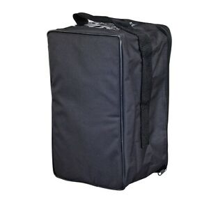 Vinyl Carrying Bag Case W Handle Straps For M82es md82es10 m83es Microscopes