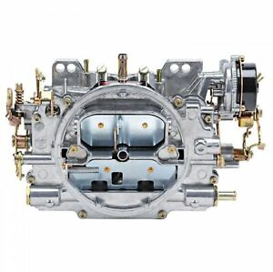 Edelbrock 1906 Avs2 Series 650 Cfm Square Flange Electric Choke Carburetor
