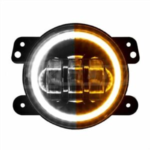 Xk Glow Xk042006 Led 4 Fog Light 2pc Kit For Jeep Wrangler Jk