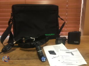New Welch Allyn Solid State 49020 Procedure Headlight System Case