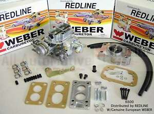 Suzuki Samurai Weber Carb Conversion Kit Water Choke W Air Filter Adapter