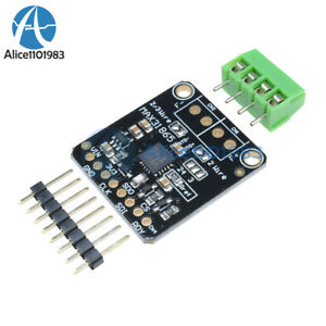 Max31865 Pt100 Temperature Thermocouple Sensor Breakout Amplifier For Arduino