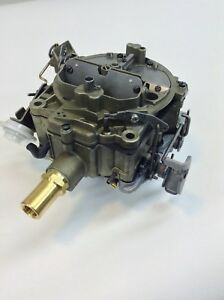 Rochester Carburetor 7028251 1968 Oldsmobile 400 455 Engine