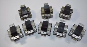 Lot Of Vintage Rocker Switches 3a 250v 6a 125v 12 Pin Square D